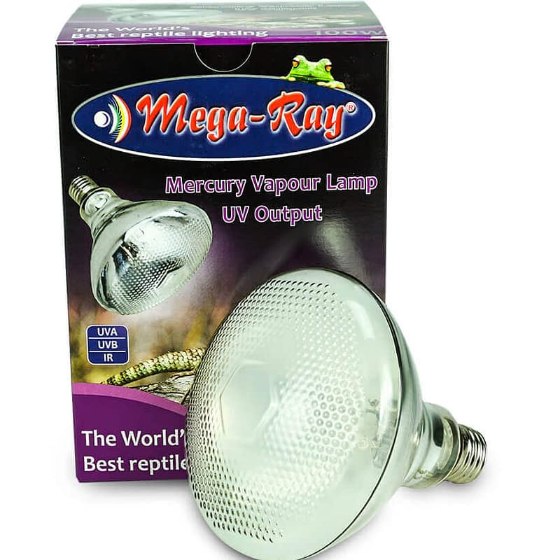 heat lamp for reptiles